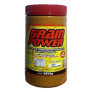 Pasta de Amendoim Integral (Grain Power) - 1010G