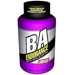Beta Alanina BA Endurance Labrada Nutrition 120 Cápsulas
