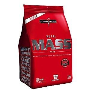 Nutri Mass 7000 Refil - 1,5 Kg - Integralmédica