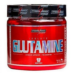 Glutamina (300g) - IntegralMédica