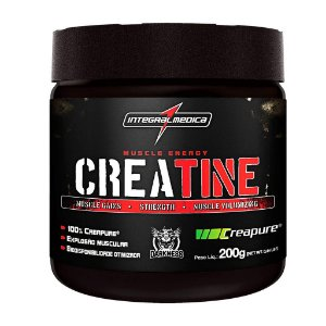 Muscle Energy Creatine - Creapure - 200g - Integral Medica