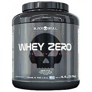 Whey Zero - 2000g - Black Skull