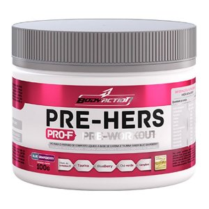 Pre-Hers Pre-Workout (100g) - Body Action