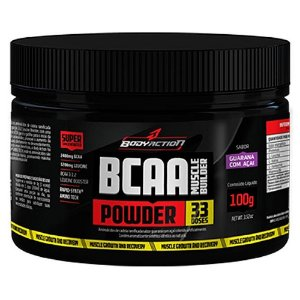 BCAA Muscle Builder (100g) - Body Action