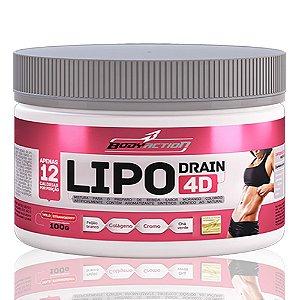 Lipo Drain 4D - 100g - BodyAction