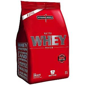Nutri Whey Protein - Refil 907g - IntegralMédica