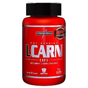 L-Carn Caps (60 caps) - Integral Medica