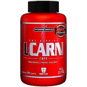 L-Carn Caps (120 caps) - Integral Medica