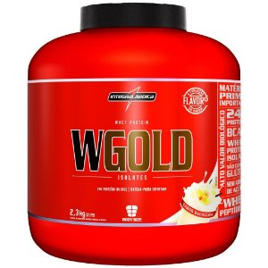Whey Gold Isolate (2,3kg) - Integral Medica