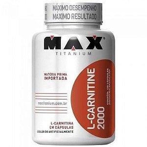 L-Carnitine 2000 (120 caps) - Max Titanium