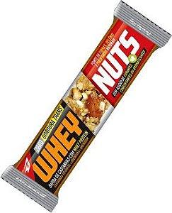Barra Whey Nuts (12 Unid) - BodyAction