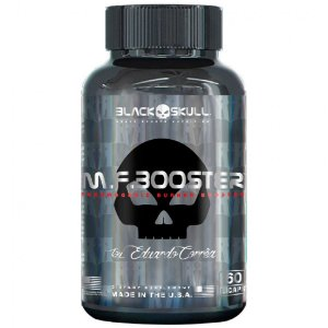 M.F. Booster (60 licaps) - Black Skull