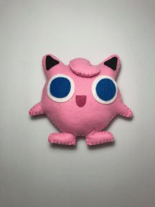 Pokemon - Jigglepuff