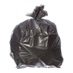 Saco Lixo Preto 83x92cm RAVA 200 Litros c/100