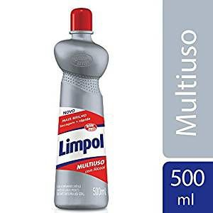 Limpador Multiuso LIMPOL Bombril Clássico 500ml