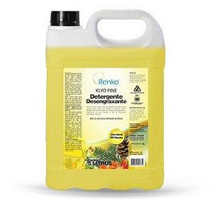 Detergente Desengraxante Klyo Pine RENKO 5 Litros
