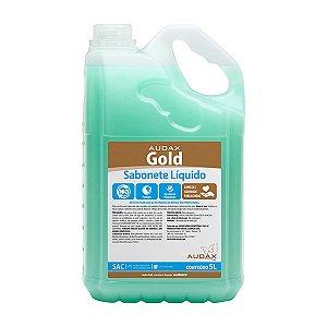 Sabonete Líquido Erva Doce Verde AUDAX 5 Litros