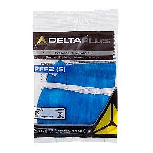 Máscara PFF2 (N95) s/válvula Delta Plus