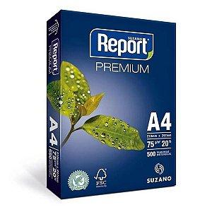 Papel Report 210x297 A4 c/500 Folhas