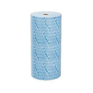 Pano Multiuso 30cmX25m Azul SuperPro Bettanin 50 Panos