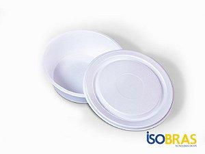 Marmita de Isopor XPS 100 Isobras 650ml c/tampa