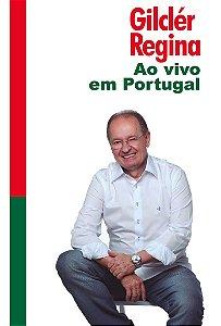 DVD Gilclér Regina Ao Vivo em Portugal