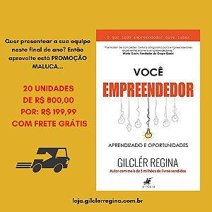 Livro - Você Empreendedor (20unidades)