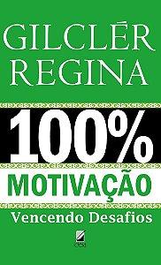 """Livro """"100% Motivação"""""""