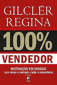 """Livro """"100% Vendedor"""""""
