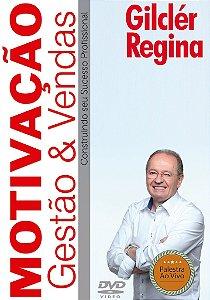 """DVD """"Motivação, Gestão & Vendas - Construindo seu Sucesso Profissional"""" Ao Vivo"""