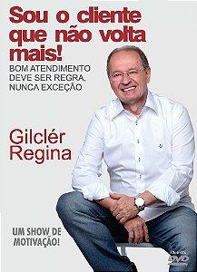 """DVD """"Sou o Cliente que Não Volta Mais"""""""