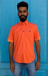 Camisa Lamal Laranja