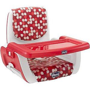 Locação Cadeira de Alimentação Portátil Mode Scarlet Vermelha Chicco