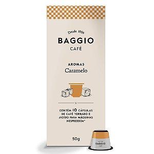 Baggio Café Caramelo para Nespresso