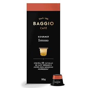 Baggio Café Intenso para Nespresso