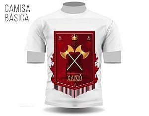 Camisas - Brasão de Xangô