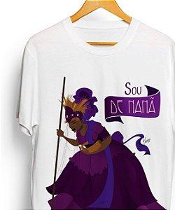 Camiseta - Sou de Nanã