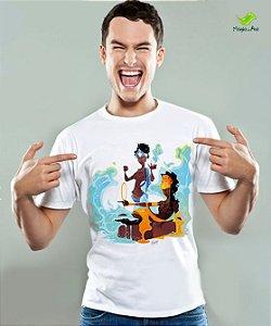 Camiseta Oxum e Iemanjá