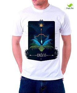 Camiseta Brasão Oxóssi