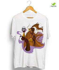 Camiseta Omulu, senhor da vida