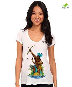Camiseta comemorativa 2017 - Oxum e Oxóssi