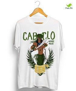 Camiseta Caboclo Rompe Mato