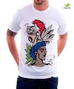 Camiseta Ogum/S.Jorge Sincretismo