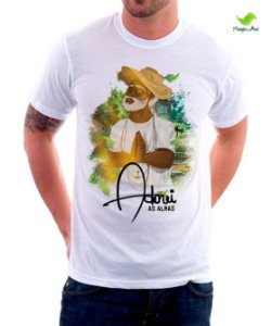 Camiseta - Adorei as almas