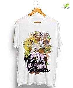 Camiseta - Vovó Maria Redonda