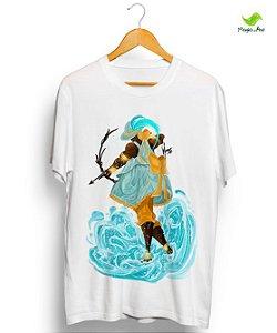 camiseta- Logunedé, o príncipe das águas doces