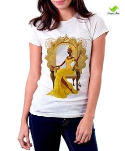 Camiseta - Oxum Gloriosa