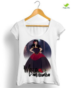 Camiseta - D. Maria Mulambo