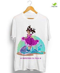 Camiseta - Erê Mariazinha da praia