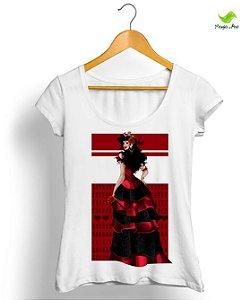 Camiseta - Pombagira das Sete Saias